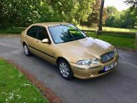 Rover 45 1.6, Full Service History, 65,000 Miles!