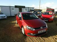 2015 Volkswagen Polo SE 5-Door Hatchback Petrol Manual