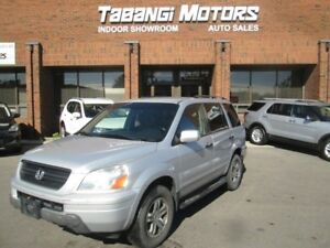 2004 Honda Pilot EX-L | 4WD | LEATHER | BLUETOOTH | SUNROOF