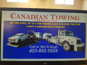 BEST PRICE AUTO & TRUCK TOWING(LIGHT & MEDIUM Duty) SCRAP car R