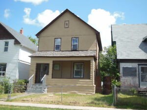 RENOVATED 3 BR & 1.5 BATHS WITH FULL FINISHED BSMT AVAIL IMMED!!