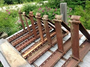 roofing supports/brackets