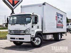 2018 Isuzu Trucks FTR