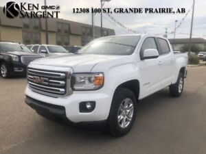 """2019 GMC Canyon Crew Cab 128.3"""" 2WD SLE  -  Bed Liner"""