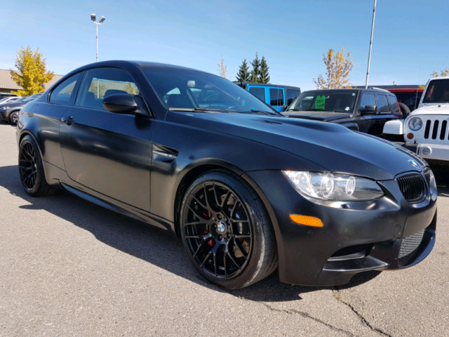 2011 Bmw M3 Rare 1 Of 20 Special Edition Frozen Black