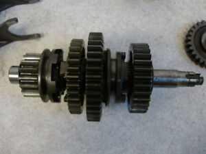 2005 Arctic Cat 500 4x4 FIS Transmission Assembly Shift Drum