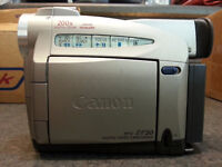 Canon Camcorder in excellent condition