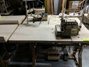 Sewing Machines/Equipment