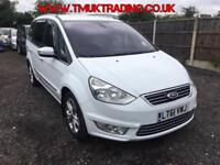 "Ford Galaxy 2.0TDCi Powershift 2011 (61) Titanium ""FRESH PCO READY"""