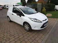 2012 12 Ford Fiesta 1.4TDCi VAN