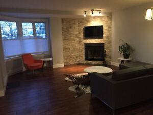 Furnished executive rental across from Dal