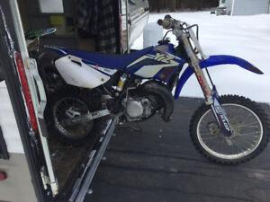 2007 Yz 85