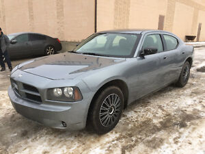 2007 Dodge Charger Sedan 3.5 litter low km Inspected fully detai