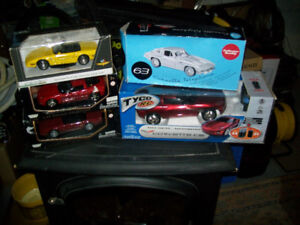 corvette collectables
