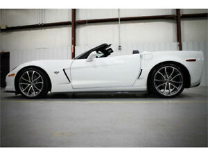 2013 60th Anniversary Corvette 427 Convertible