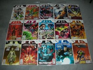 COUNTDOWN To Final Crisis #1 to #51 complete set DC Comics 2007