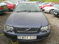 2004 VOLVO S40 1.9D Sport [115bhp] A NICE FAMILY SALOON DIESEL 1.9 ENGINE.
