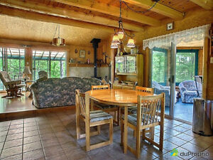Waterfront house for sale in Namur, QC - 30 Mins from Tremblant