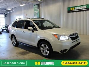 2014 Subaru Forester i Touring AWD (CUIR-TOIT PANO -CAM)