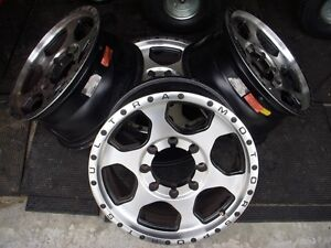 Excellent condition Mag Rims