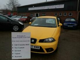 image for 2007 SEAT Ibiza 1.2 Reference Sport 3dr [70] HATCHBACK Petrol Manual