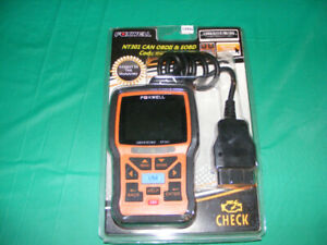 Code reader/reset, Diagnostic Scan Tool - NEW-