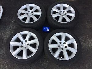350z tires and rims for sale