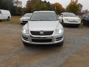 2008 VW TOUREG, trail SUV, Crossover PRICED TO MOVE!!!