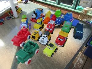 CARS AND TRUCKS (4 LOTS) - TODDLER SIZE - REDUCED!!!!