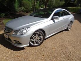 Mercedes E200 CGI BLUEEFFICIENCY S/S SPORT
