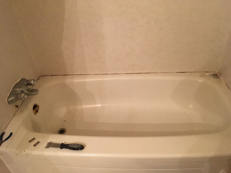 bathtub refinishing / reglazing | renovations, general contracting