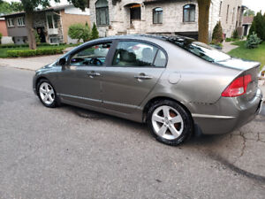 Honda Civic 2006 EX automatique
