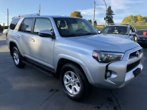 2017 Toyota 4Runner SR5 ,Premium,  Leather,Navigation , 7 Pass 4
