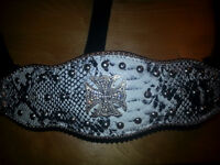 **FLASHY** BRONC HALTER *BRAND NEW*