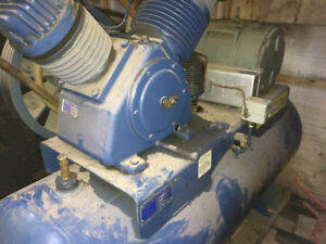 Industrial compressor