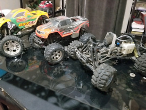 Hpi savage nitro trucks