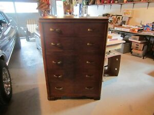 ANTIQUE DRESSER'S