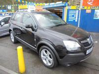 2008 08 VAUXHALL ANTARA 2.0 CDTI S IN BLACK # ONE OWNER FROM NEW #