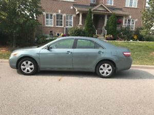 2007 Toyota Camry LE, 4 Cylinder, Excellent condition