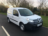 2013 63 RENAULT KANGOO 1.5DCI 75BHP ML19 ECO2 1 COMPANY OWNER ONLY 26000 MILES