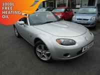 2007 Mazda MX-5 - Silver - Long MOT 2017 + Platinum Warranty!