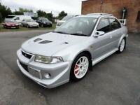 1999 Mitsubishi Lancer EVOLUTION 6 TOMMI MAKINEN FRESH IMPORT 2.0 4dr