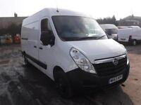 VAUXHALL MOVANO F3500 L2H2 CDTI WITH RAMP AND WINCH, White, Manual, Diesel, 2013