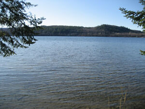 Lac Cayamant  531 feet of Waterfront / One acre land for sale Gatineau Ottawa / Gatineau Area image 1