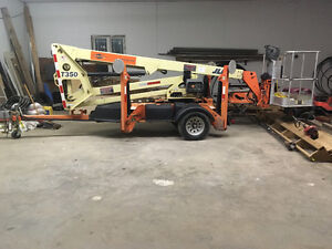 JLG T350 Towable Lift