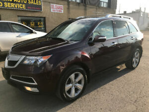2010 ACURA MDX SH-AWD Technology