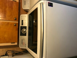 Samsung washer model wa244 for sale not working but fixable $100