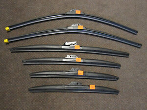 Windshield Wipers - New or like new, assorted sizes Kitchener / Waterloo Kitchener Area image 8