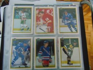 Cartes Hockey Bowman 1990 by Topps (7)