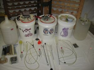 Wine Making kit with all required acessories